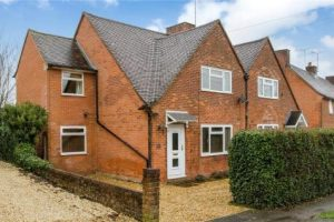 three bed semi detached house winchester