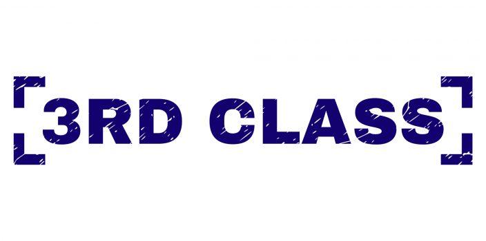 3rd class degree