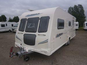 Bailey Pegasus caravan