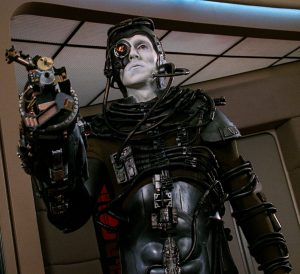 Borg from StarTrek