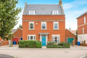 4 bedroomed house in Ipswich