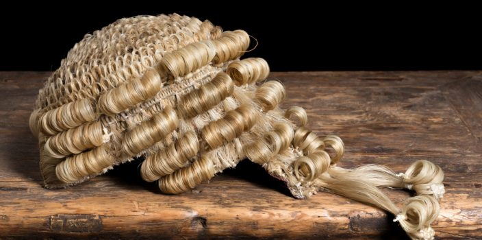 Barristers - riddled with nepotism?
