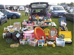 Car Boot Sale and a Social Experiment
