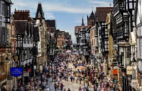 Chester thriving city