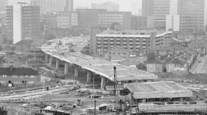 Croydon town centre redevelopment