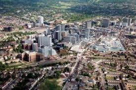 croydon town centre