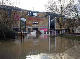 Maidstone flooding.