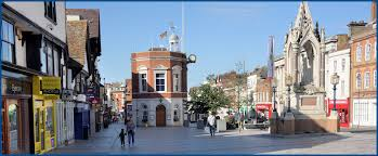 Maidstone Town Centre