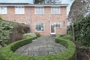 Oxford 3 bedroomed terraced house
