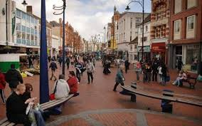 Reading Town Centre - simply delightful